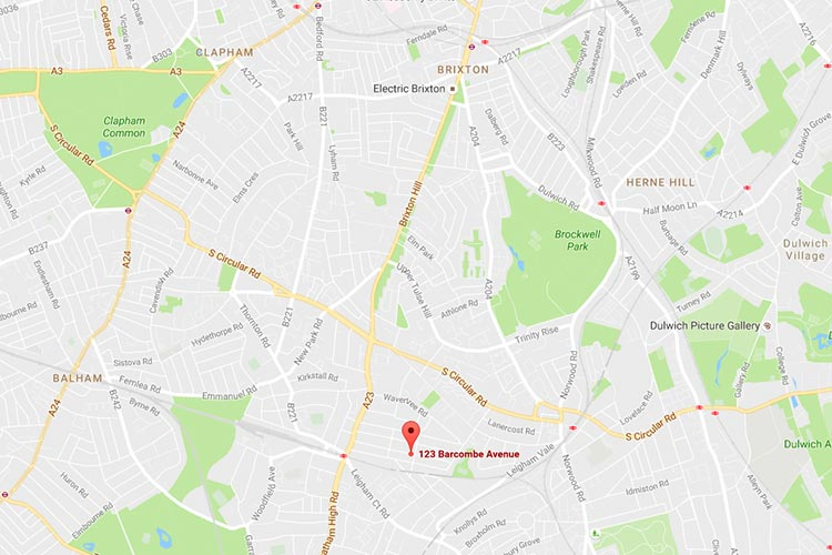 Trusted Local Locksmith Brixton Maps