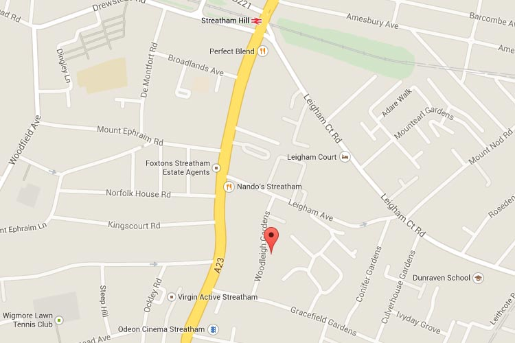 See Brixton Trusted Local Locksmith location on Google maps